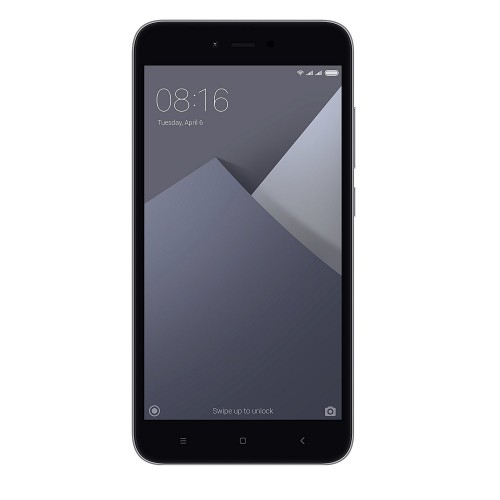 Movil Xiaomi Mi Redmi Note 5A 2GB 16GB Dark Grey