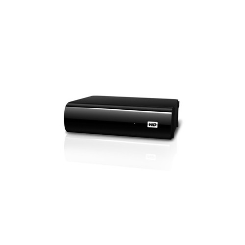 Western Digital 1TB My Book AV-TV 1000GB Negro disco duro externo