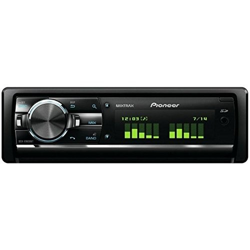 Radio Coche Pioneer X9600BT CD Bluetooth SD Aux
