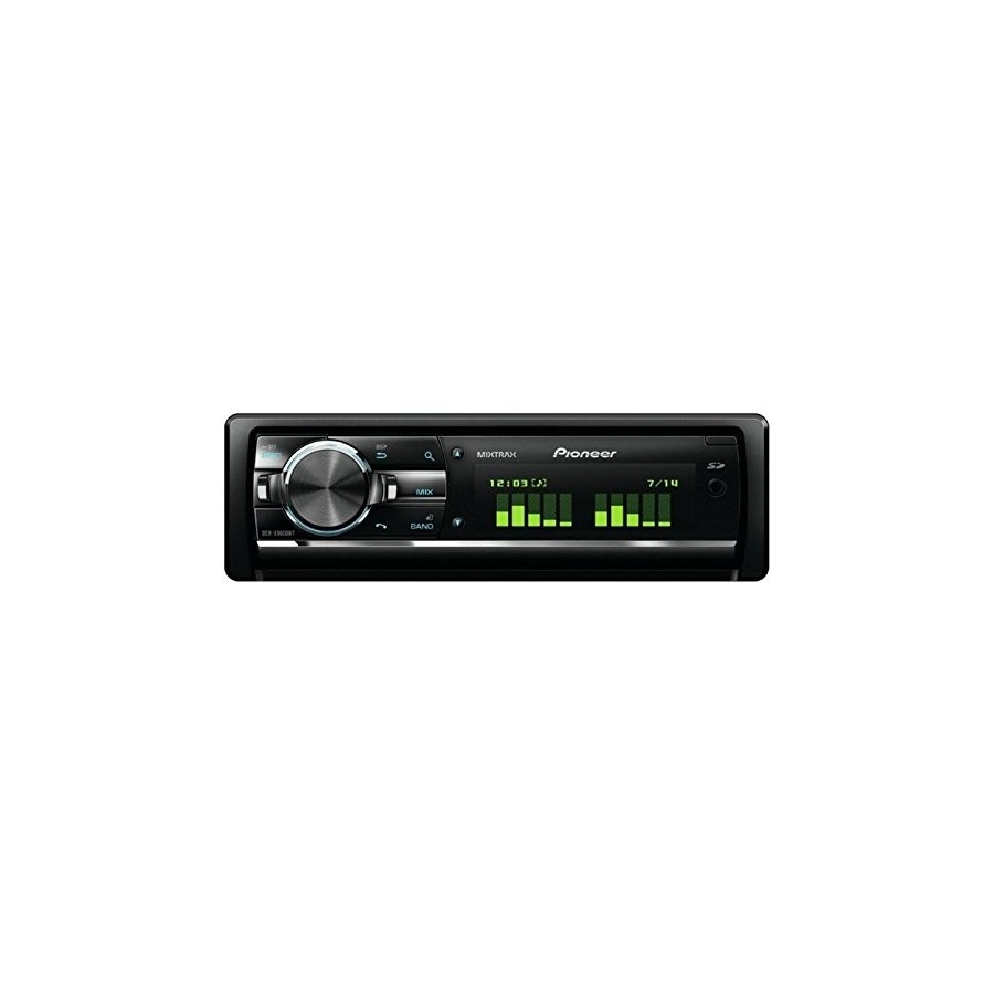 Radio Pioneer X9600BT Cd Bluetooh