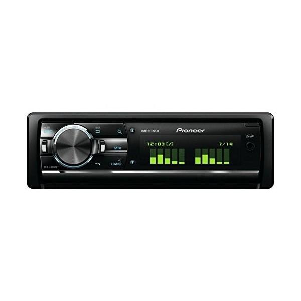 Radio Coche Pioneer X9600BT CD Bluetooth SD Aux
