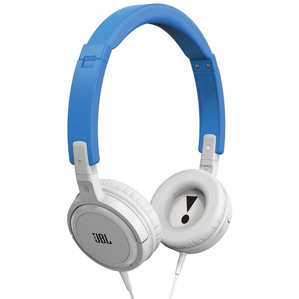 Auriculares JBL T300A Azul Blanco