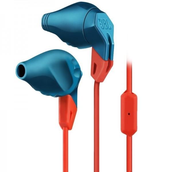 Auricular JBL Grip 200 JBLGRIP200BLUE Micro Azul
