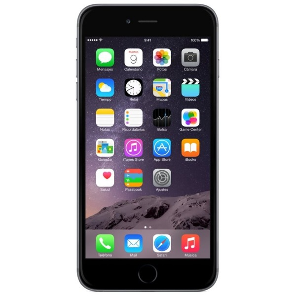 IPHONE 6 Plus / 16GB / 1GB RAM / 8mpx / iOS