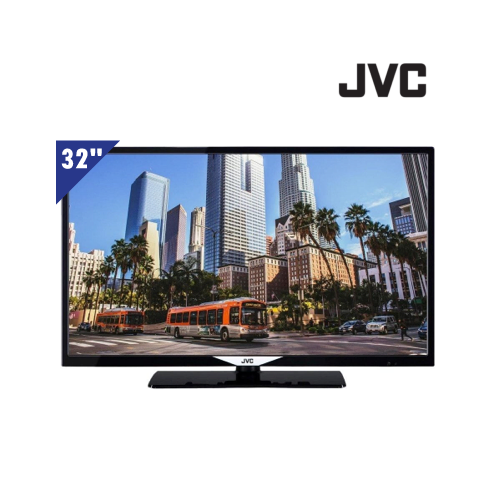 "Tv JVC 32"" LT-32VH52K HD Smart Tv Wifi Bluetooh 400Hz"