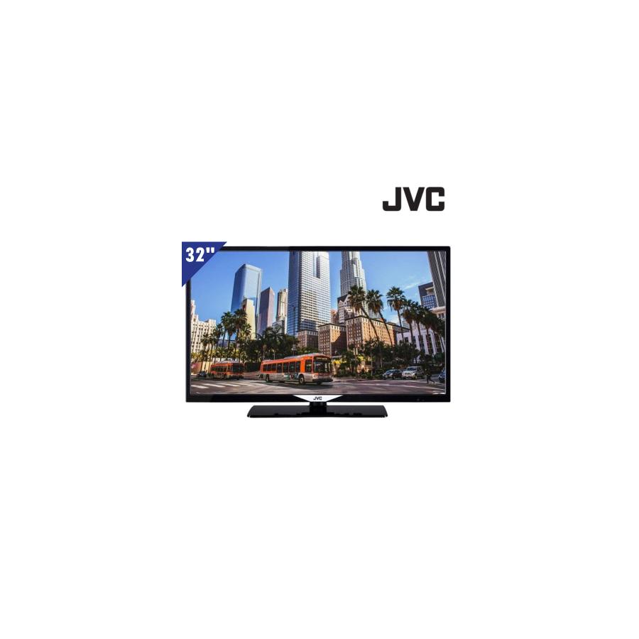 """Tv JVC 32"""" LT-32VH52K HD Smart Tv Wifi Bluetooh 400Hz"""