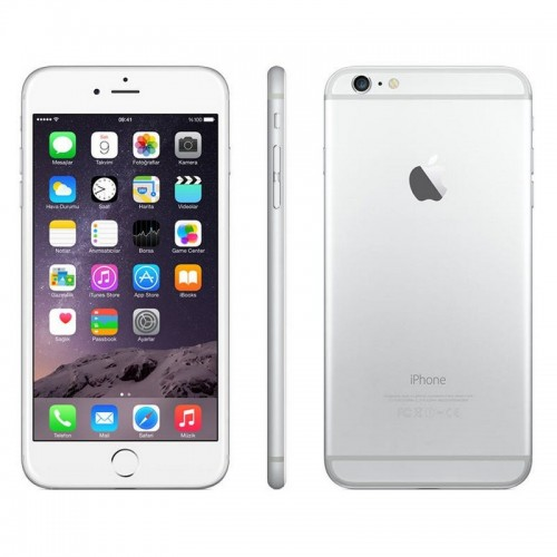 iPhone 6 Plus Plata / 128GB / 8 mpx / 5.5 pulgadas FullHD