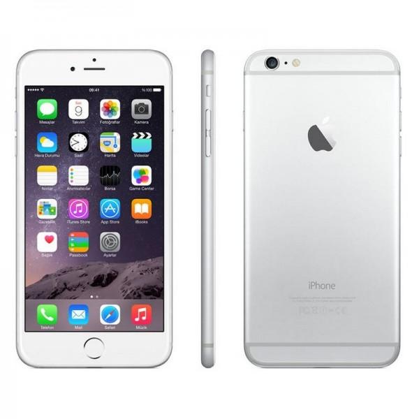 iPhone 6 Plus Plata / 128GB / 8 mpx / 5.5 pulgadas FullHD