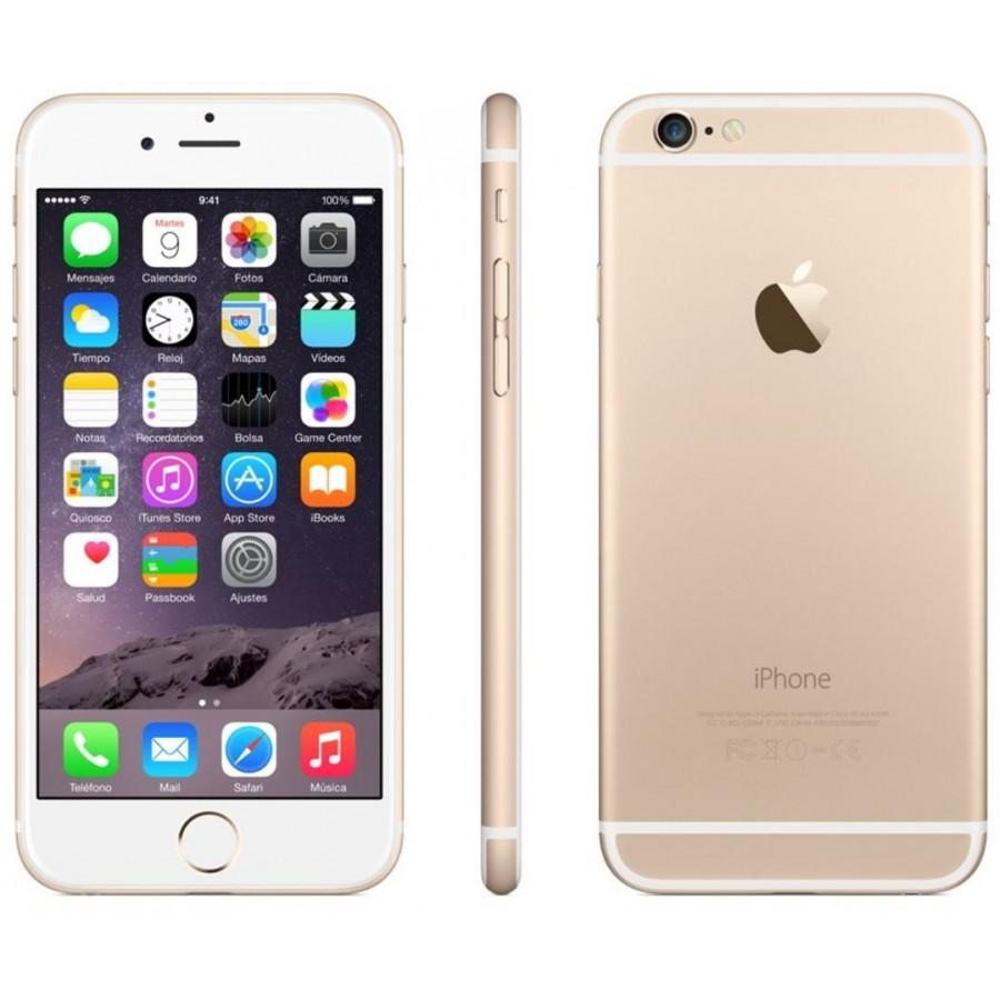 e8ceef33b78 iPhone 6 Plus Dorado / 64GB / 1GB RAM / 8 mpx / 5.5 Pulgadas Full HD