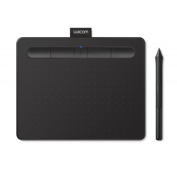 Tableta Gráfica Wacom Intuos CTL-4100WLK-S Bluetooh Negro