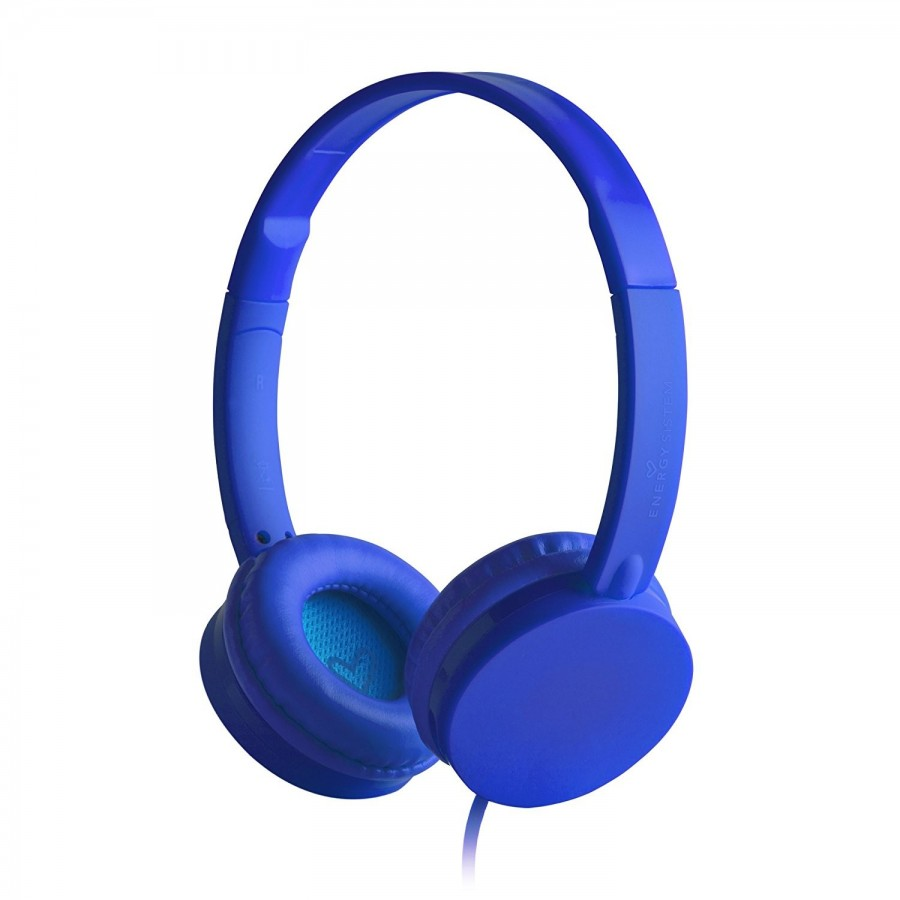 AURICULARES ENERGY COLORS BLUEBERRY MICROFONO