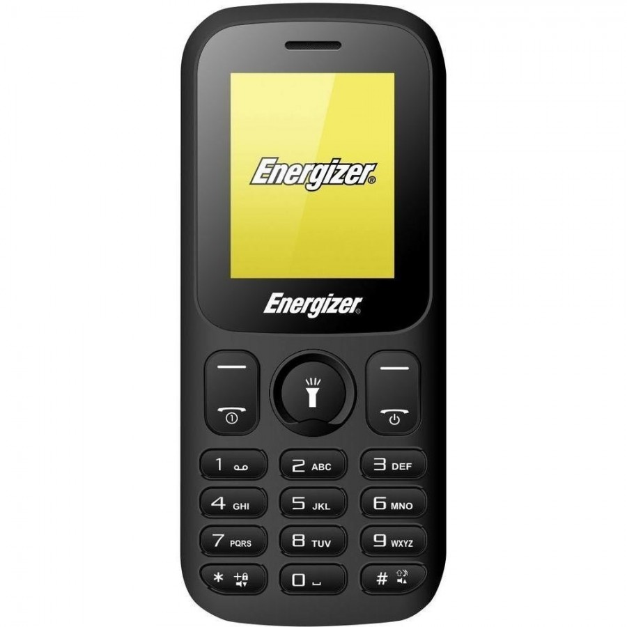 MOVIL ENERGIZER E10 DS ENERGY DS BLACK