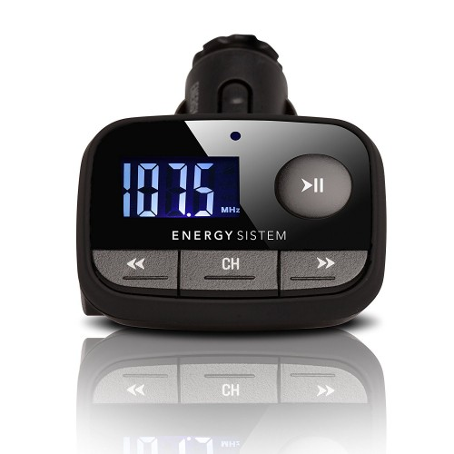 Transmisor Fm Energy Sistem Black Night