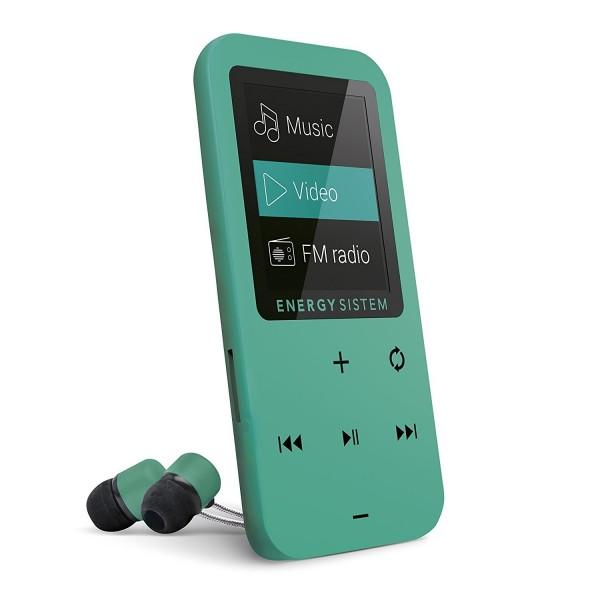 Mp4 Energy Sistem Touch 8GB Verde Menta