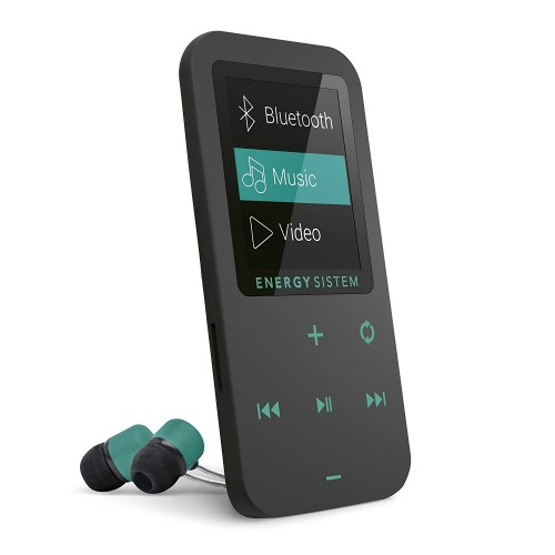 Mp4 Energy Sistem Touch Bluetooh 8GB Verde Menta