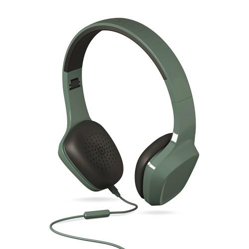 Auriculares Energy Sistem Headphones 1 Green con Mic