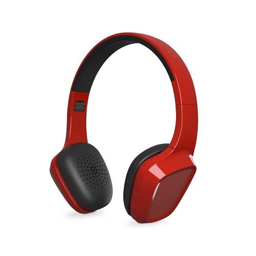Auriculares Energy Sistem Headphones 1 Bluetooh Rojo