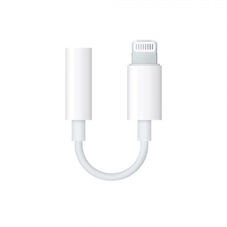 APPLE ADAPTADOR LIGHTING A JACK 3.5MM MMX62ZM/A