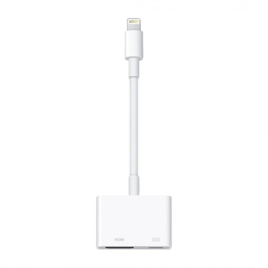 Cable Apple MD826ZM/A Lightning Adaptador Digital Av
