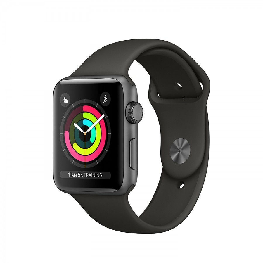 APPLE WATCH S3 GPS 42MM ALUMINIO SPACIAL MR362QL/A