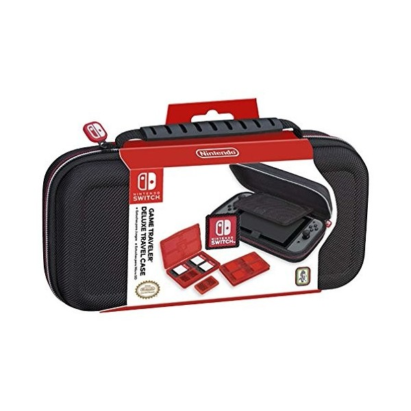 Funda Nintendo Switch NNS40 Deluxe Travel Case