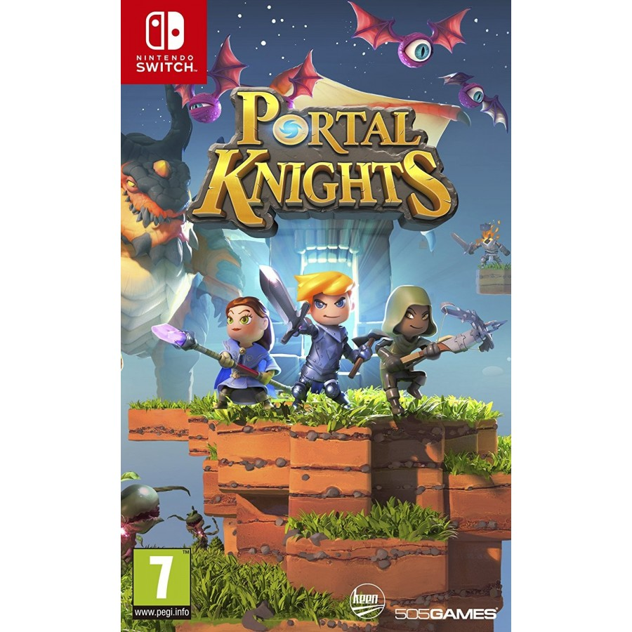 JUEGO NINTENDO SWITCH PORTAL KNIGHTS