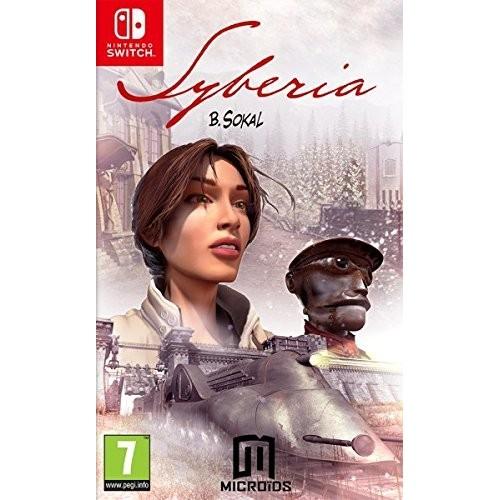 Juego Nintendo Switch Syberia