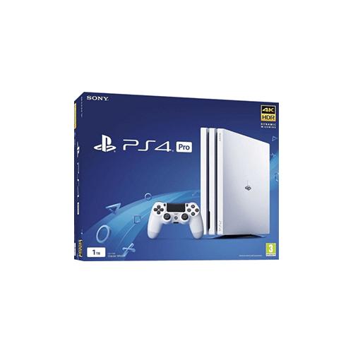 Consola Ps4 Pro 1TB CUH7116B Blanca