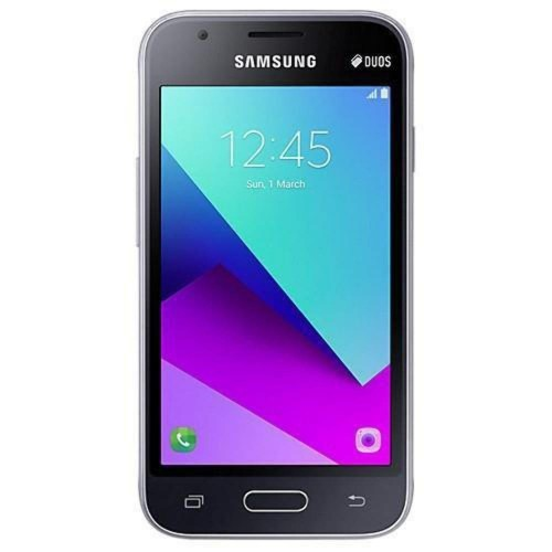 "Móvil Samsung J1 Mini Prime 4"" 8GB 5MP DualSim Negro"