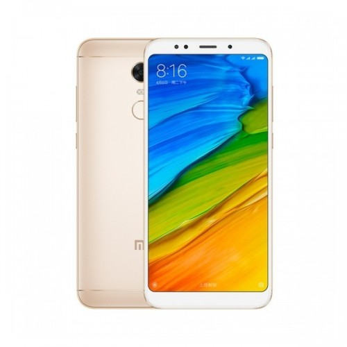 "Móvil Xiaomi Redmi 5 Plus 5.99"" 4GB 64GB Gold"