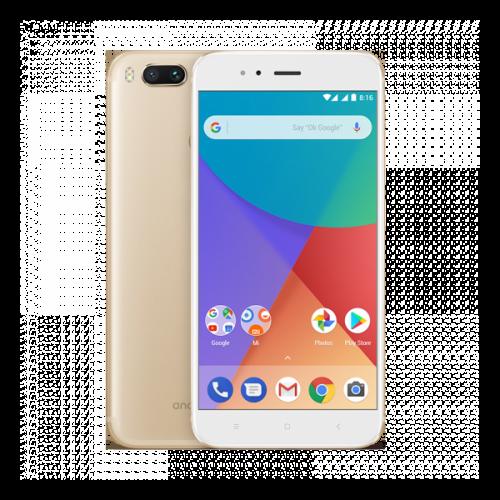 """Móvil Xiaomi Mi A1 5.5"""" 4GB 64GB Gold"""