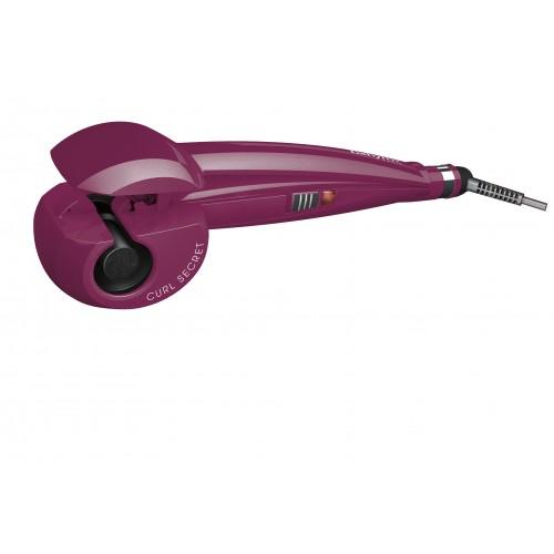 BaByliss C903PE Automatic curling iron Rosa Utensilio de peinado