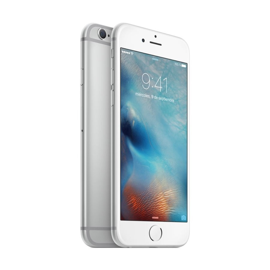 "Móvil iPhone 6S plata / 128GB / 1GB / 4,7"" 3D Touch / Retina HD"