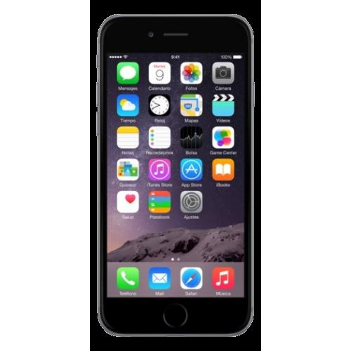 "Móvil iPhone 6S 64GB / 1GB RAM / Gris Espacial / 12mpx / 4,7"" HD"
