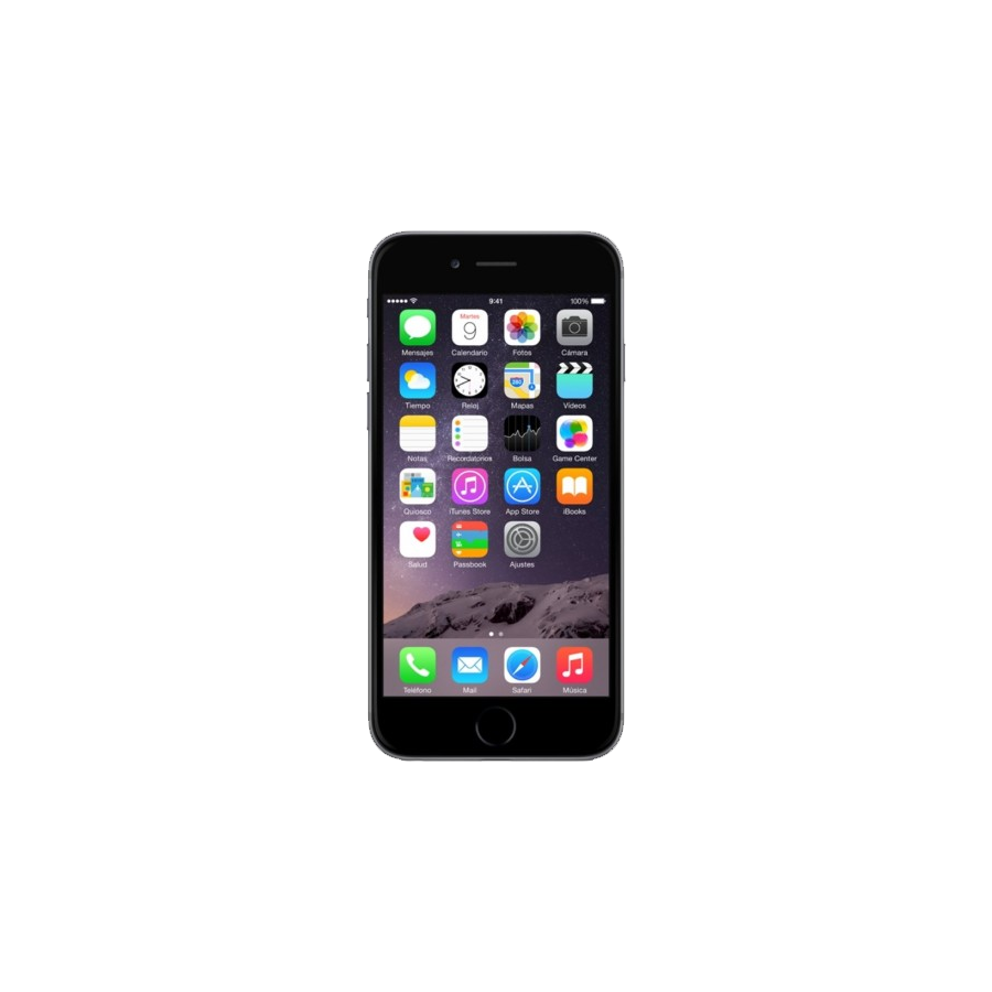 "Móvil iPhone 6S 64GB / 1GB RAM / SPACE GRAY / 12mpx / 4,7"" HD"