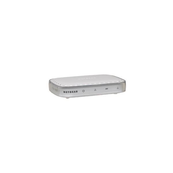 Netgear ADSL2+ Ethernet modem 24576Kbit/s módem