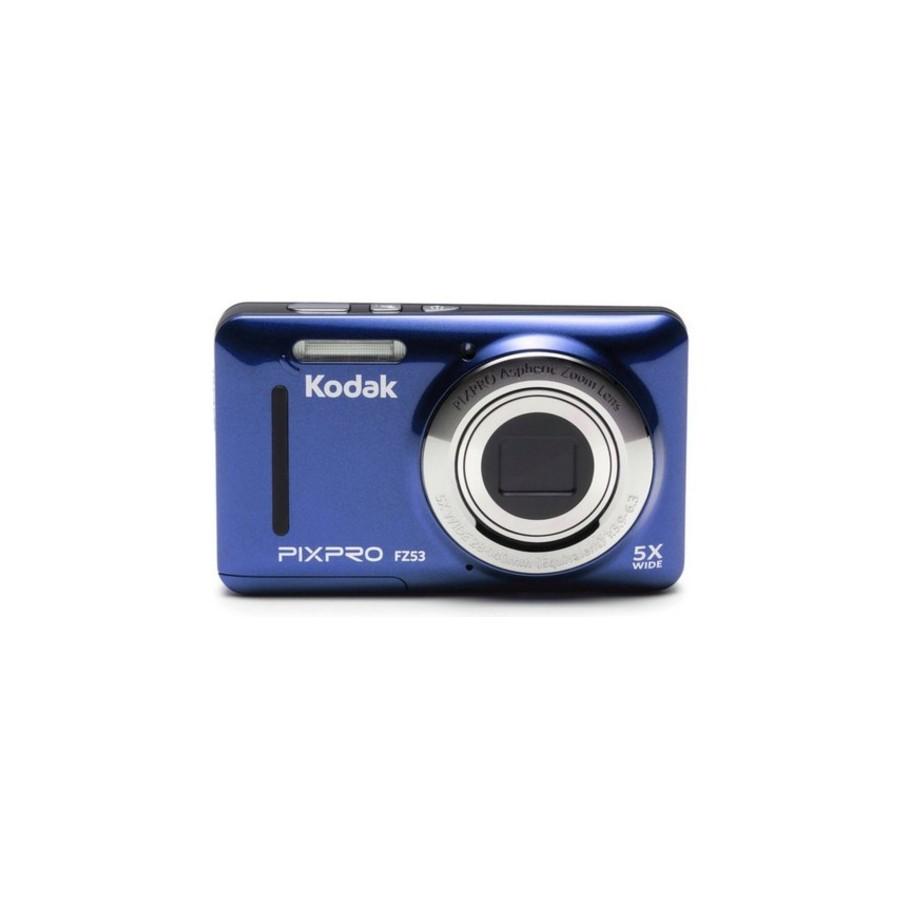 """Kodak PIXPRO FZ53 Cámara compacta 16MP 1 2.3"""" CMOS 4608 x 3456Pixeles Azul"""