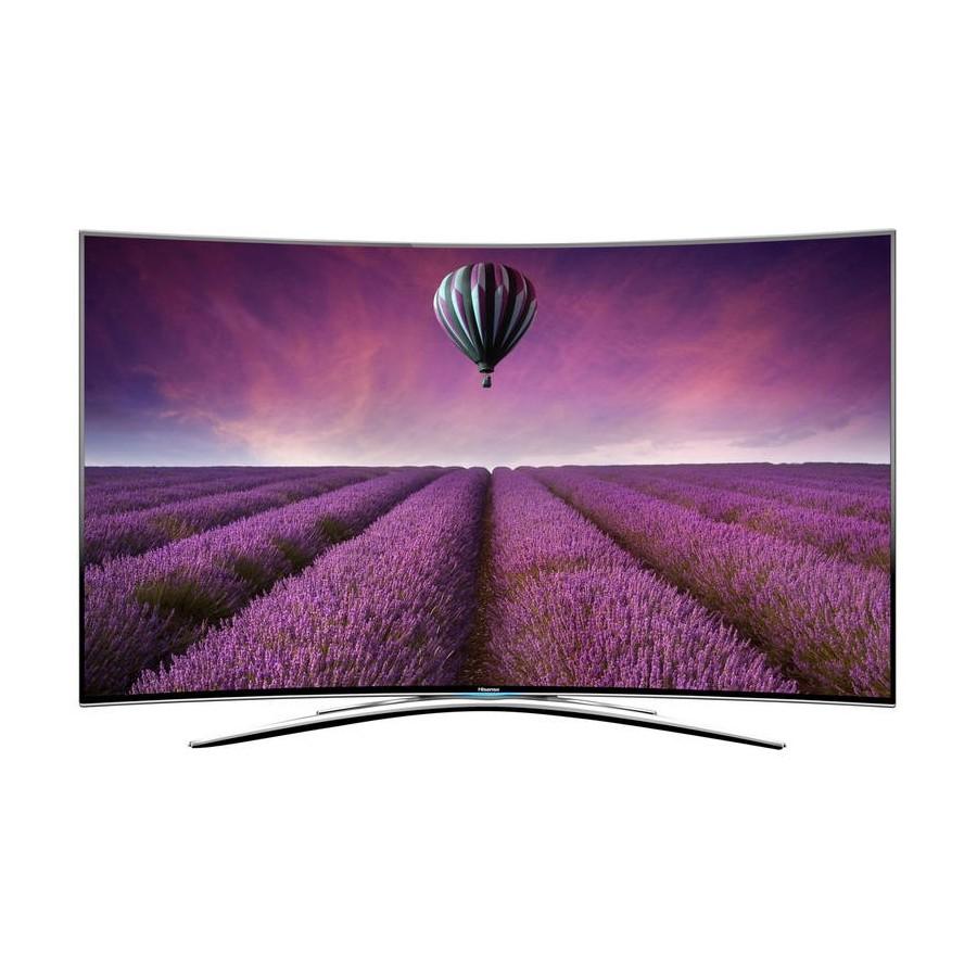 TELEVISION HISENSE 55XT810 4K 3D CURVO 1200HZ SMAR