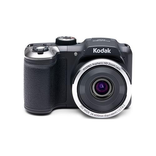 """Kodak PIXPRO AZ251 Cámara puente 16MP 1/2.3"""" CCD 4608 x 3456Pixeles Negro"""