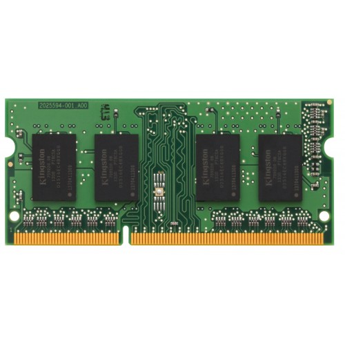 Kingston Technology ValueRAM 4GB DDR3 1333MHz Module 4GB DDR3 1333MHz módulo de memoria