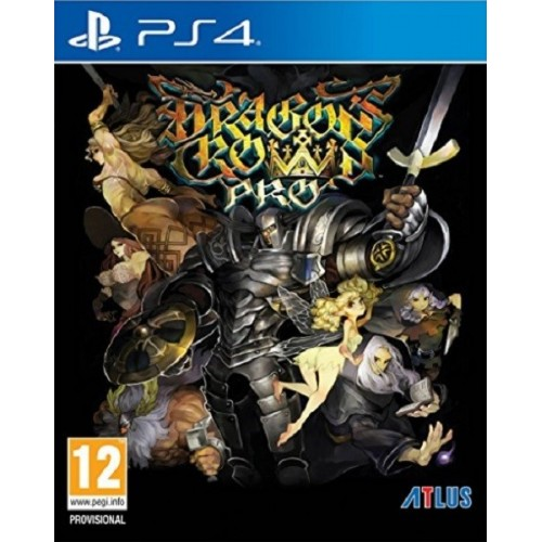 Juego Ps4 Dragons Crown Pro Day One