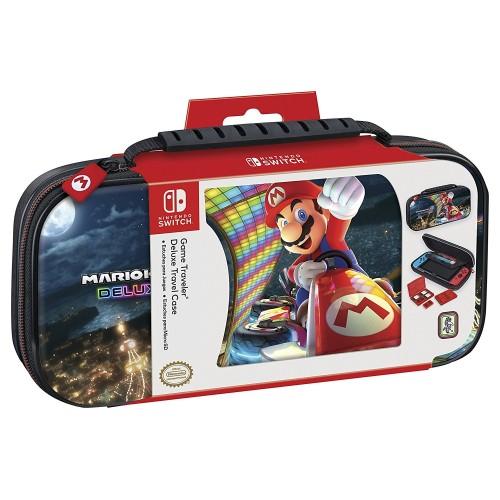 Accesorio Nintendo Switch Deluxe Travel Mario Kart