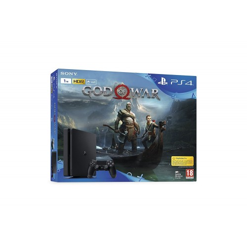 Consola Playstation 4 Slim 1TB + God Of War