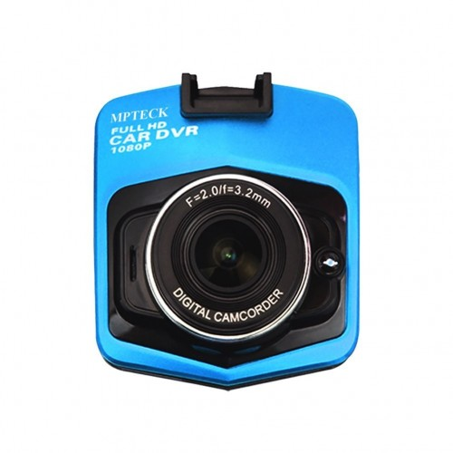 Cámara Car DVR 2.4 FHD 12MP SD Card Micrófono G-Sensor