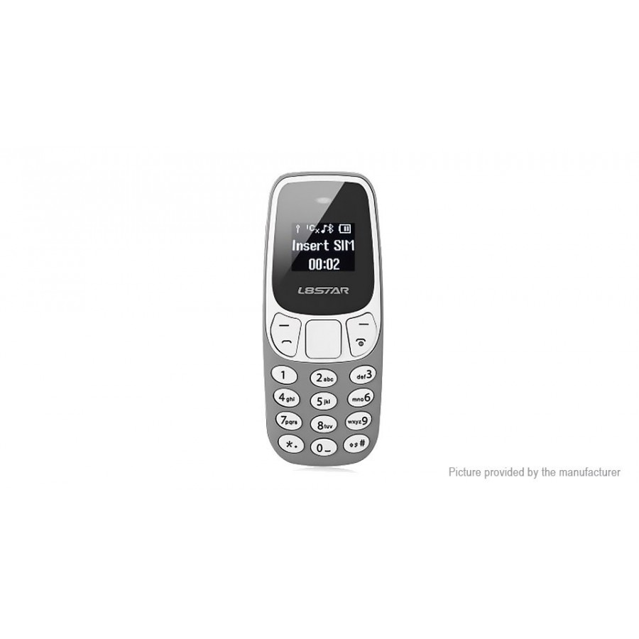MOVIL GTSTAR BM10 MINI PHONE DS GREY