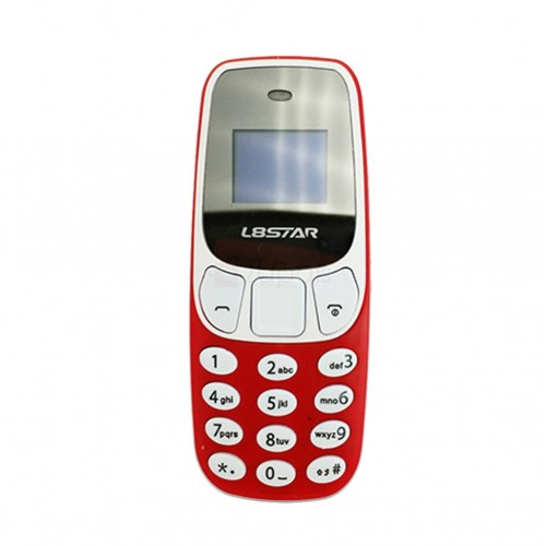 Móvil GTSTAR BM10 Mini Phone DualSim Red