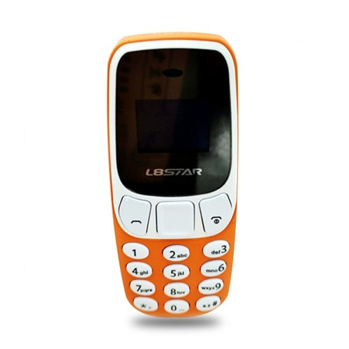 Móvil GTSTAR BM10 Mini Phone DualSim Orange