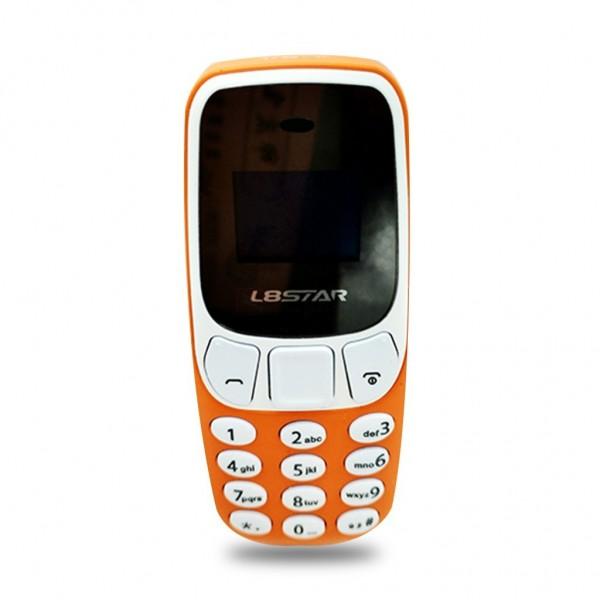 Móvil GTSTAR BM10 Mini Phone DualSim Orange