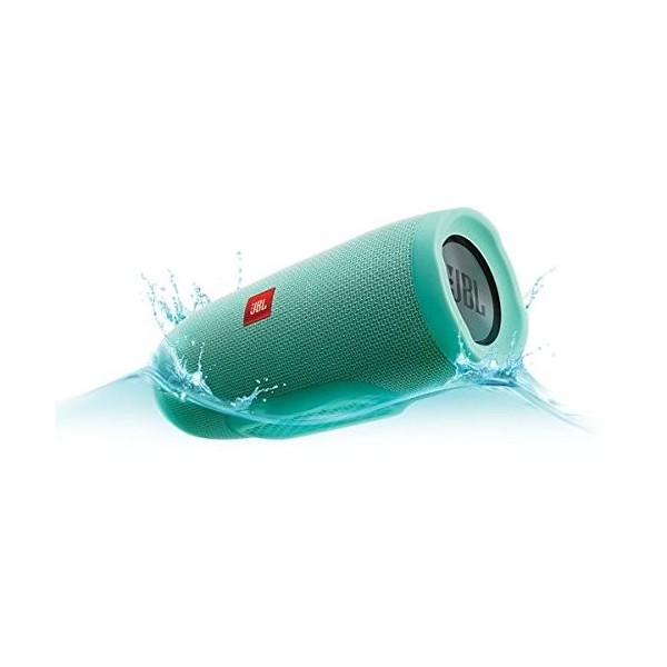 Altavoz JBL Charge 3 Turquesa