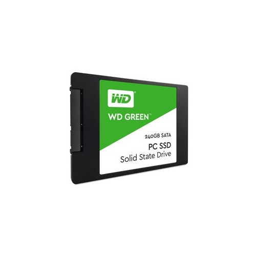 "Disco duro SSD Western Digital Green 240GB 2.5"" Serial ATA III"